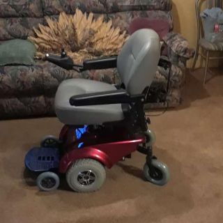 """JET 3 Mobility Chair by """"Pride Mobility Products"""""""