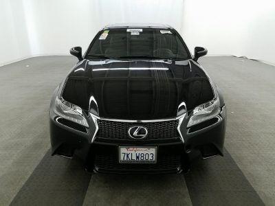 2015 Lexus GS 350 (Black)