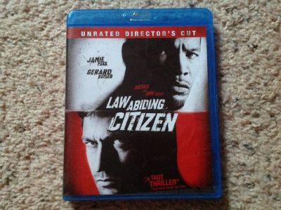 Law Abiding Citizen BluRay