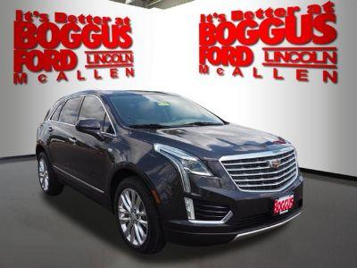 2017 Cadillac XT5 Platinum (Dark Granite Metallic)