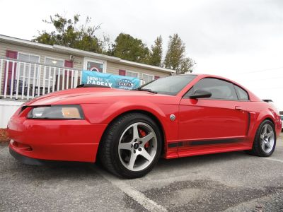2004 Ford Mustang Mach 1 Premium (Red)