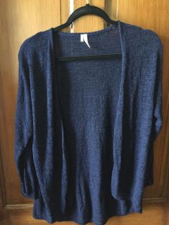 Maurice s Sweater Size XL