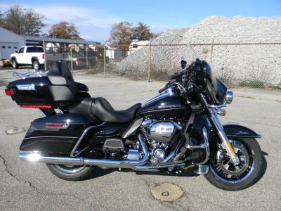 2017 Harley-Davidson Ultra Limited Touring Motorcycles Springfield, MA