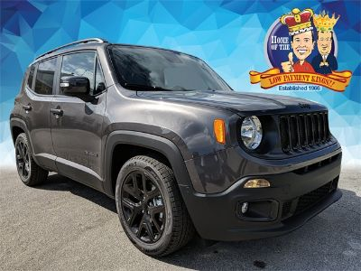 2018 Jeep Renegade (Crystal Metallic)