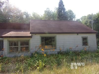 3 Bed 1 Bath Foreclosure Property in Clare, MI 48617 - S Clare Ave