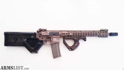 For Sale: JUGGERNAUT TACTICAL AR15 FDE featureless build