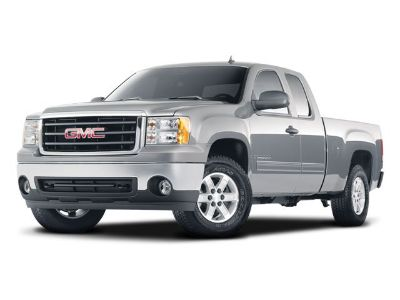 2008 GMC Sierra 1500 Work Truck (Silver Birch Metallic)