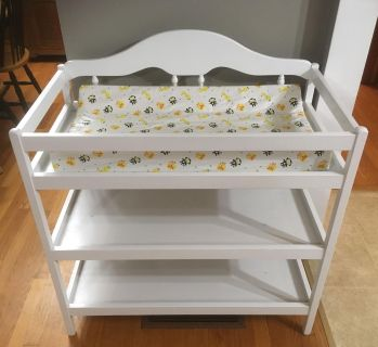 Change Table and Diaper Change Pad