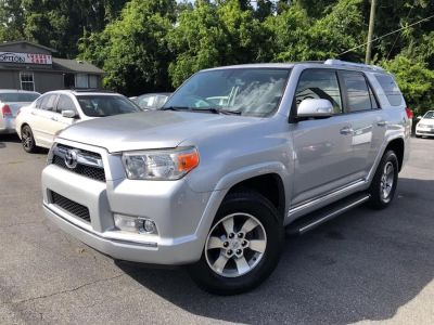 2013 Toyota 4Runner Limited (Silver)