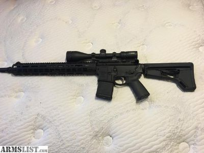 For Sale: Ar15 custom rifle (Trades)