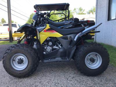 2017 Suzuki QuadSport Z90 Sport ATVs Trevose, PA