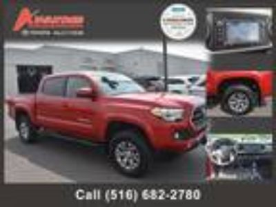 $32398.00 2017 TOYOTA Tacoma with 10036 miles!
