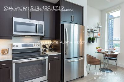 Modern kitchens, polished wood-style flooring & custom smart home technology