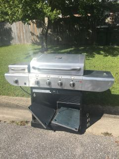 *FREE GRILL*