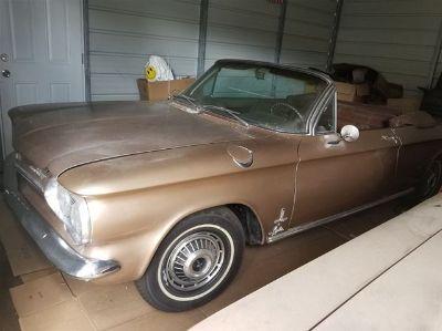 1963 Chevrolet Corvair Spyder Convertible