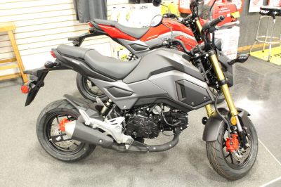 2018 Honda Grom Sport Motorcycles Adams, MA