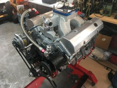 434 Aluminum Small Block Chevy SBC