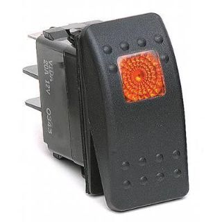 Buy Daystar Switch Rocker Constant Universal Plastic Black 20 Amps Amber Light motorcycle in Tallmadge, OH, US, for US $10.95
