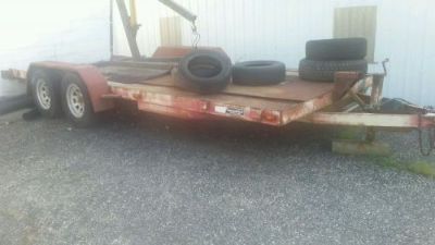 Sell 19 Foot Car Trailer motorcycle in West Harrison, Indiana, United States, for US $1,600.00
