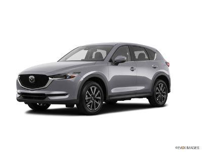 2018 Mazda CX-5 GR TOURING  AUTO (Sonic Silver Metallic)