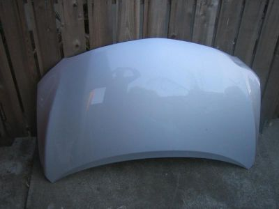 Sell 2009-2013 TOYOTA Corolla Hood Silver OEM motorcycle in San Jose, California, US, for US $100.00