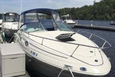 2001 Sea Ray Sundancer 240DA