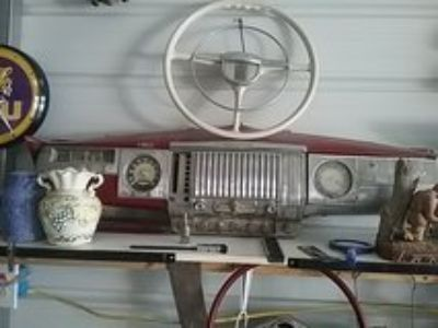 1947 or 48 Dash for Dodge Coupe or Plymouth.