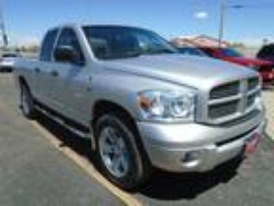 Used 2008 DODGE RAM 1500 QUAD ST/SLT For Sale