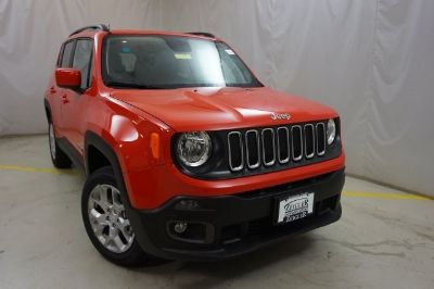 2018 Jeep Renegade Latitude ()