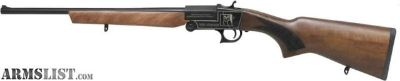"For Sale: New IVER JOHNSON YOUTH .410 3"" 18.5"" FULL BLACK WOOD"