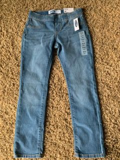 NEW! Old Navy skinny jeans size 8