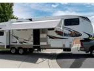 2011 Keystone RV Sprinter-Copper-Canyon 5th Wheel in Toledo, WA