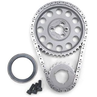 Buy Edelbrock 7331 Timing Chain Hex-A-Just Double Roller Chevy Small Block motorcycle in Suitland, Maryland, US, for US $170.83
