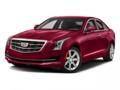 2017 Cadillac ATS 2.0T (Radiant Silver Metallic)