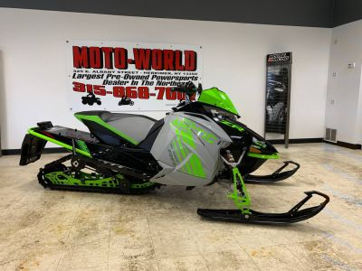 2018 Arctic Cat ZR 6000 RR ES 137 Snowmobile -Trail Snowmobiles Herkimer, NY