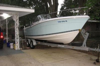 2008 Clearwater 2200 Dual Console