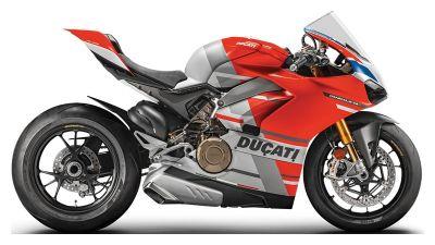 2019 Ducati Panigale V4 S GP Corse Supersport Medford, MA