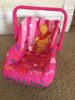 Winnie the Pooh Doll carrier