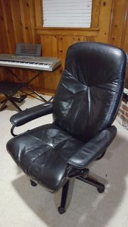 Stressless Classic Office Chair, great condition