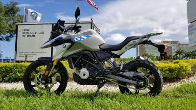 2018 BMW G 310 GS Dual Purpose Motorcycles Miami, FL