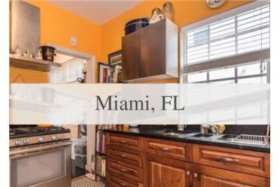 Pet Friendly 3+1 House in Miami. Parking Available!