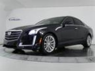 2016 Cadillac CTS 3.6L Luxury Navigation