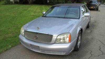 2005 Cadillac DeVille Base (Silver)