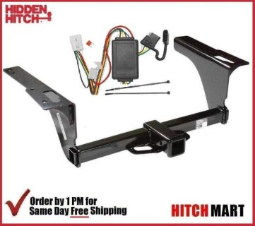 "Sell TRAILER HITCH & WIRING PKG FOR 2010-2014 SUBARU OUTBACK WAGON CLASS 3, 2"" TOW motorcycle in Rockford, Illinois, US, for US $189.78"