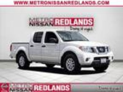 Used 2018 Nissan Frontier Glacier White, 14K miles