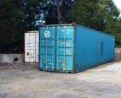 Shipping Containers starting at 2,800