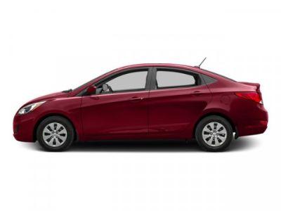 2015 Hyundai Accent GLS (Boston Red Metallic)