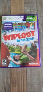 Xbox 360 Game : Wipeout in the zone