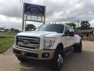 2011 Ford Super Duty F-350 DRW 4WD Crew Cab 172 King Ranch