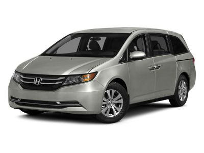 2014 Honda Odyssey EX (Modern Steel Metallic)
